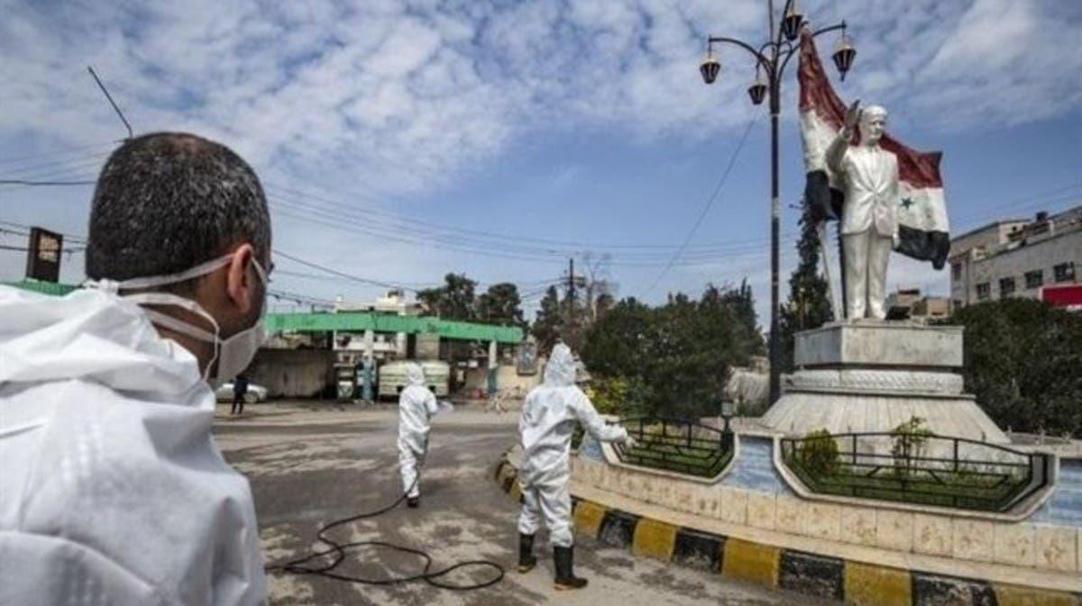 ذعر يضرب بلدة سورية.. الوباء يتقدّم والنظام يتكتّم