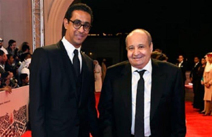 الراحل وحيد حامد وابنه المخرج مروان حامد