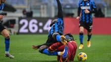 روما يتعادل مع إنتر في مباراة مثيرة