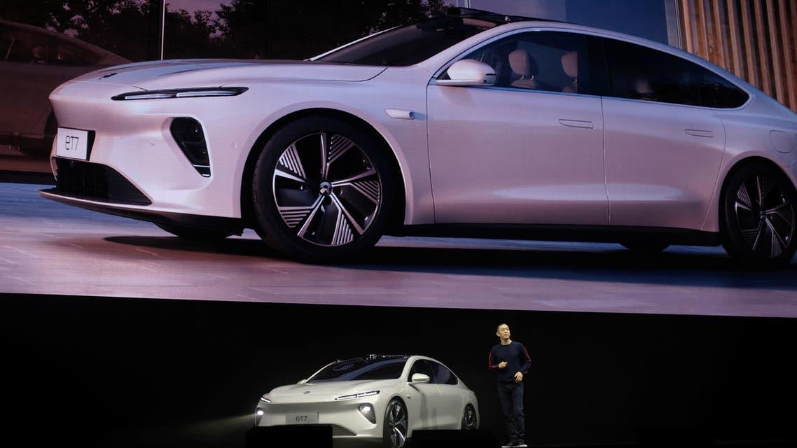 سيارة نيو الصينية الجديدة