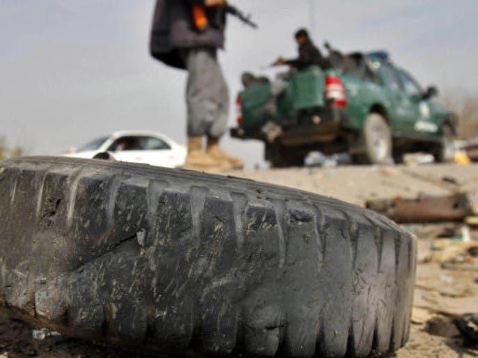 انفجار موتر بمبگذاری شده در هلمند افغانستان؛ شش نفر کشته شدند