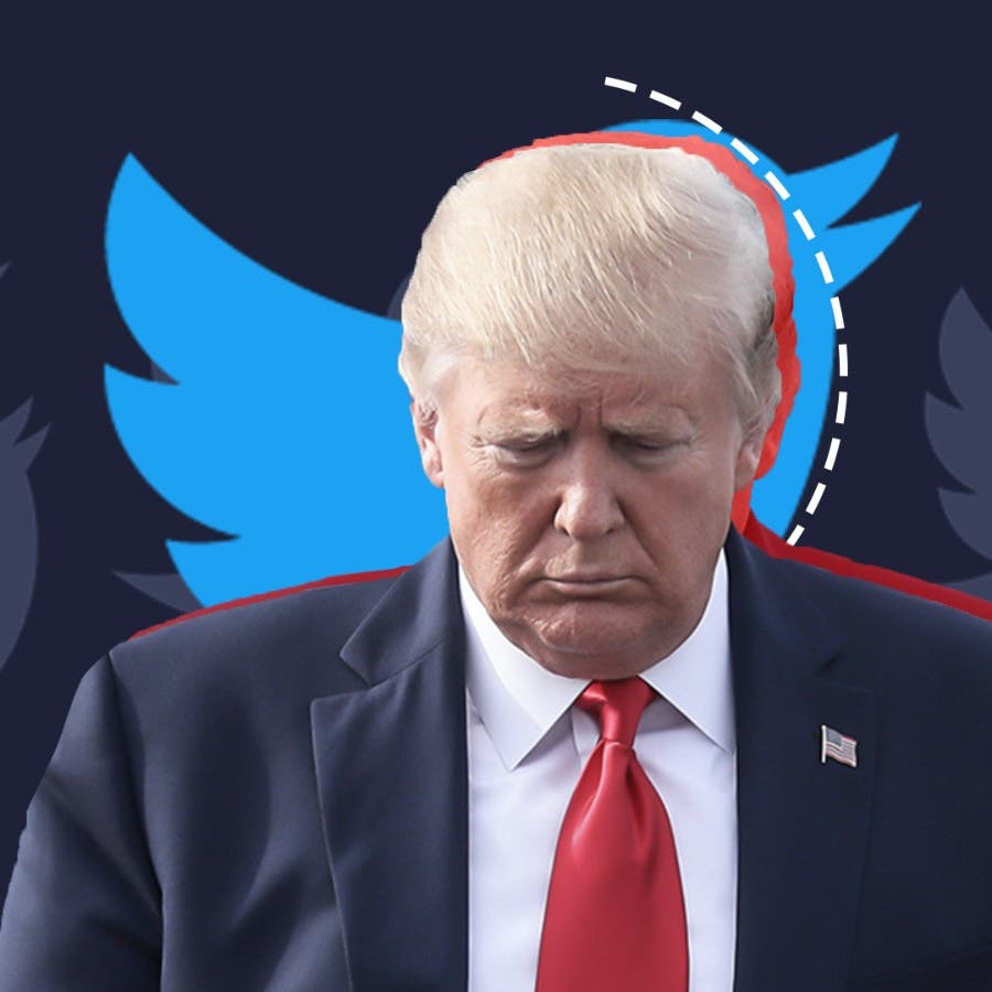 """بتصريح مفاجئ.. ترمب يمدح تويتر""""قدم لي معروفاً"""""""