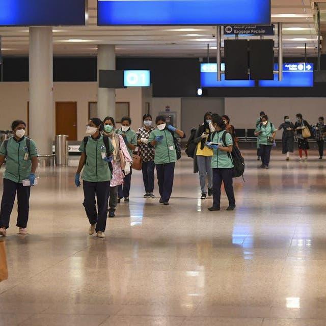 الإمارات تعلق دخول المسافرين من 3 دول بسبب كورونا