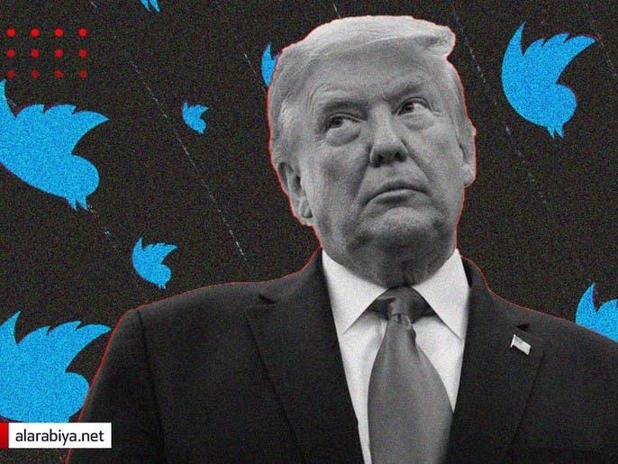 توئیترحساب 70 هزار کاربر طرفدار ترامپ را بست