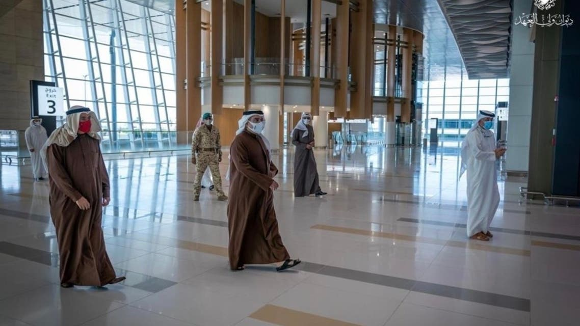 A new passenger terminal at Bahrain International Airport will begin operations on January 28. (Bahrain Crown Prince)