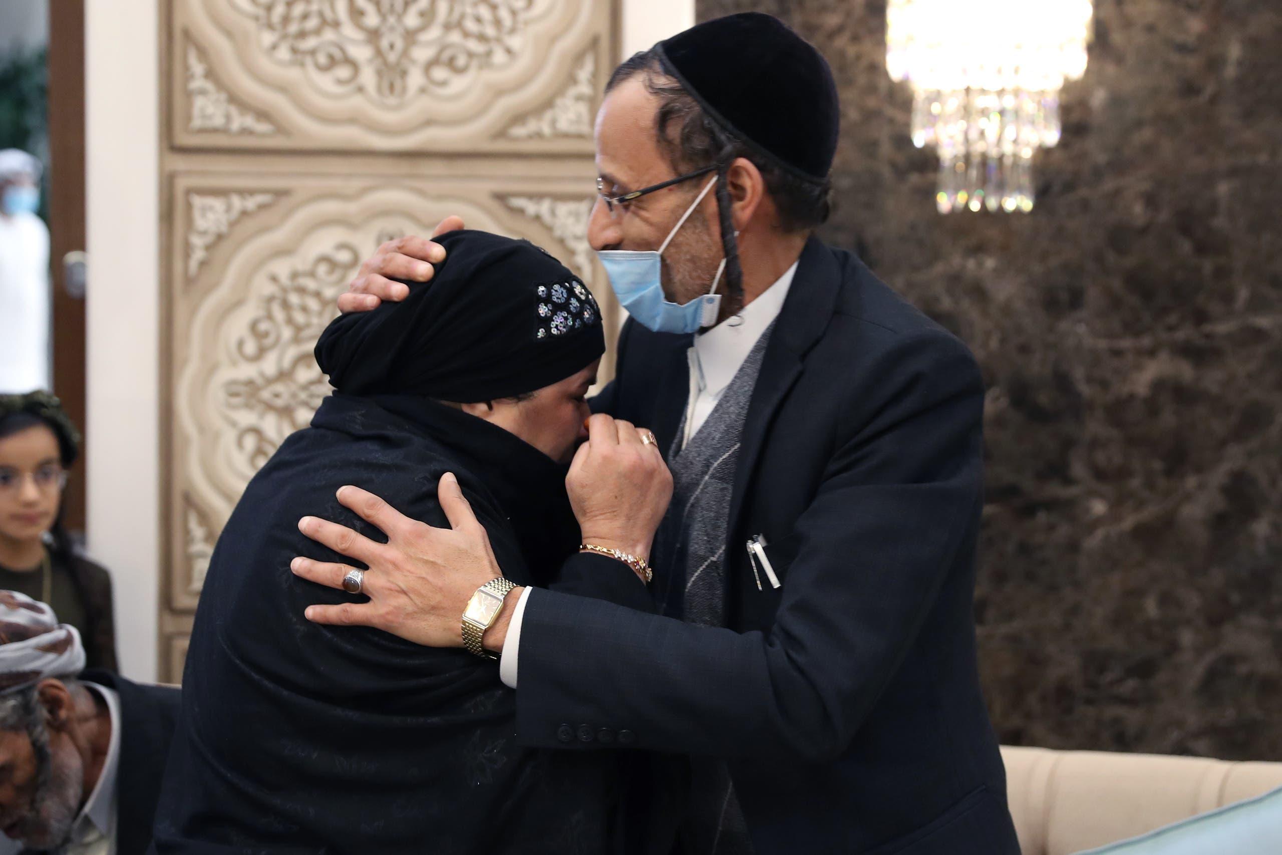 UAE reunites two Jewish Yemeni families after decades apart. (WAM News Agency)