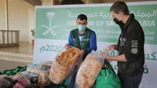 Saudi Arabia's KSrelief distributes winter kits to over 100,000 families in Lebanon