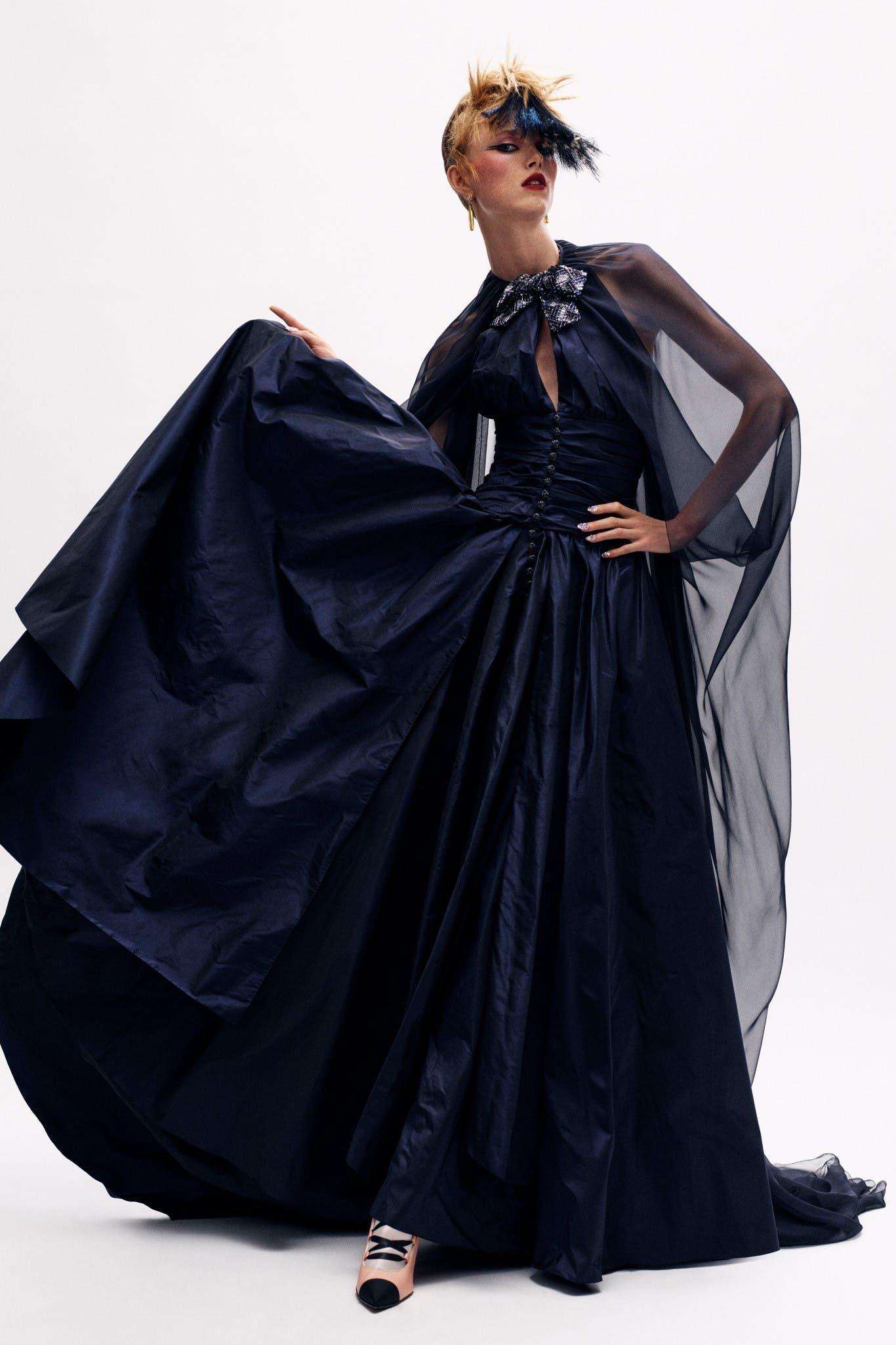 من مجموعة شانيل للأزياء الراقية لخريف2020