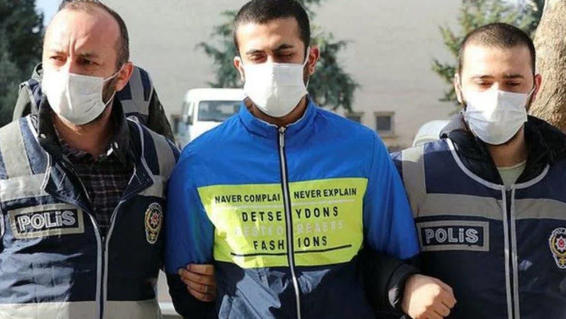 پناهجوی ایرانی در ترکیه اعتراف کرد دوست دختر سابقش را با خفه کردن کشته است