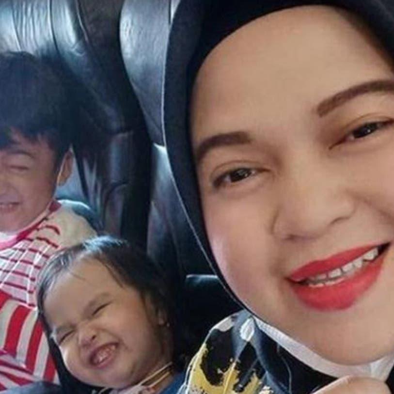 وداعاً.. رسالة مؤلمة لأم وطفليها قبيل كارثة الطائرة الإندونيسية