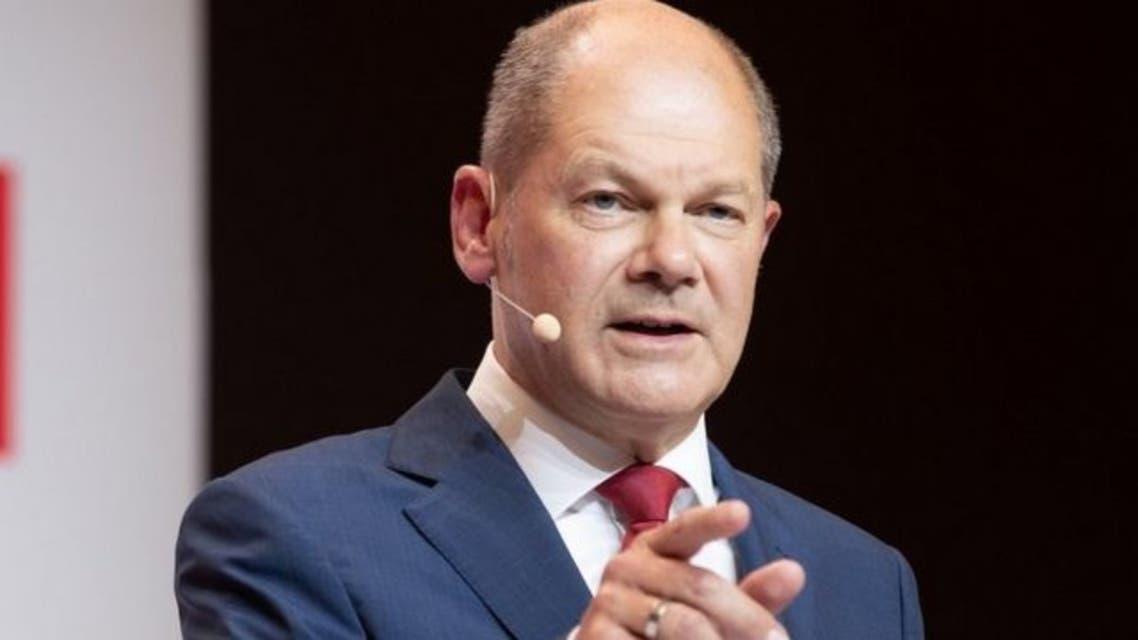 وزير المالية الألماني