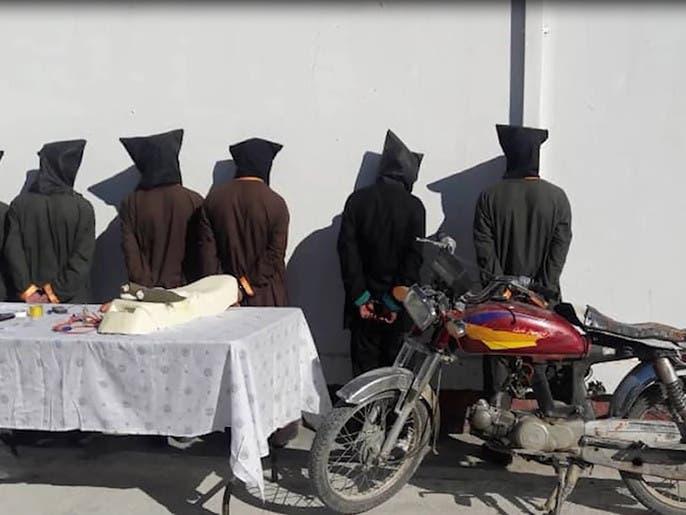 افغانستان؛ بازداشت یک جاسوس پاکستان و 4 عضو شبکه حقانی در پکتیکا