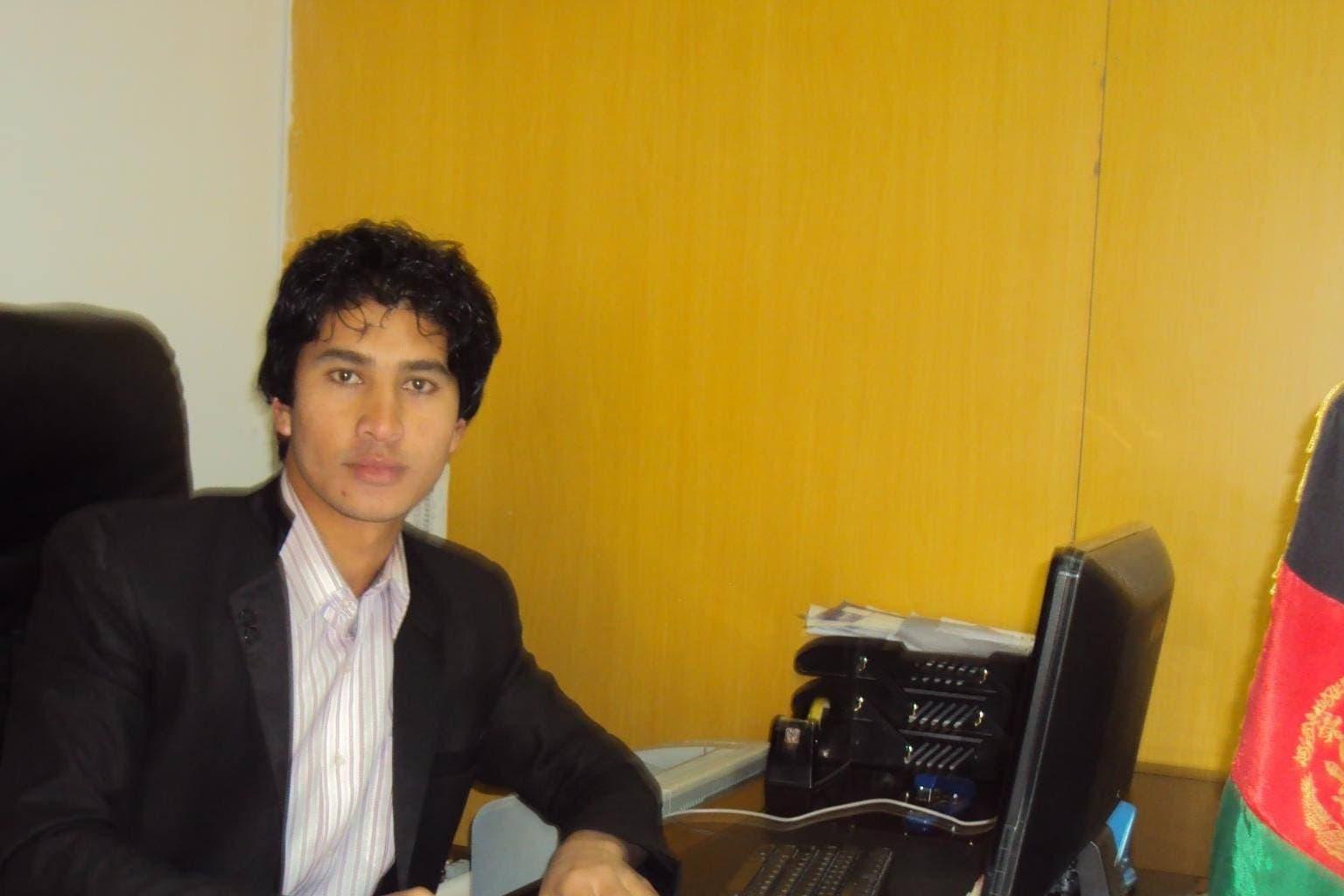 عبدالبصیر کارمندی که در حمله مسلحانه کشته شد