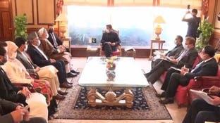 نخستوزیر پاکستان: روند صلح افغانستان باید با پشتکار و صبر دنبال شود