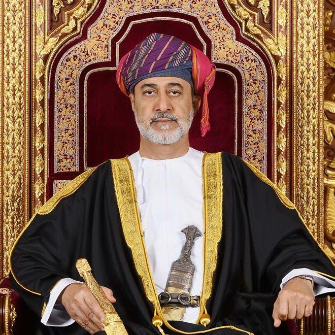 سلطان عُمان يعيد تنظيم مجلسي الدفاع والأمن الوطني