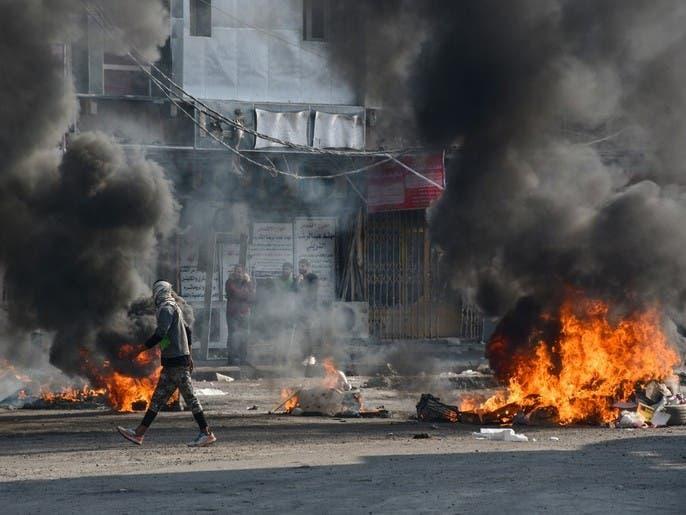 العراق.. محتجو ساحة الحبوبي يوقفون التصعيد بشرط!