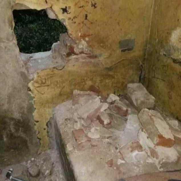 فيديو يوثق هروبهم.. حفروا نفقاً تحت السجن في مصر وفروا