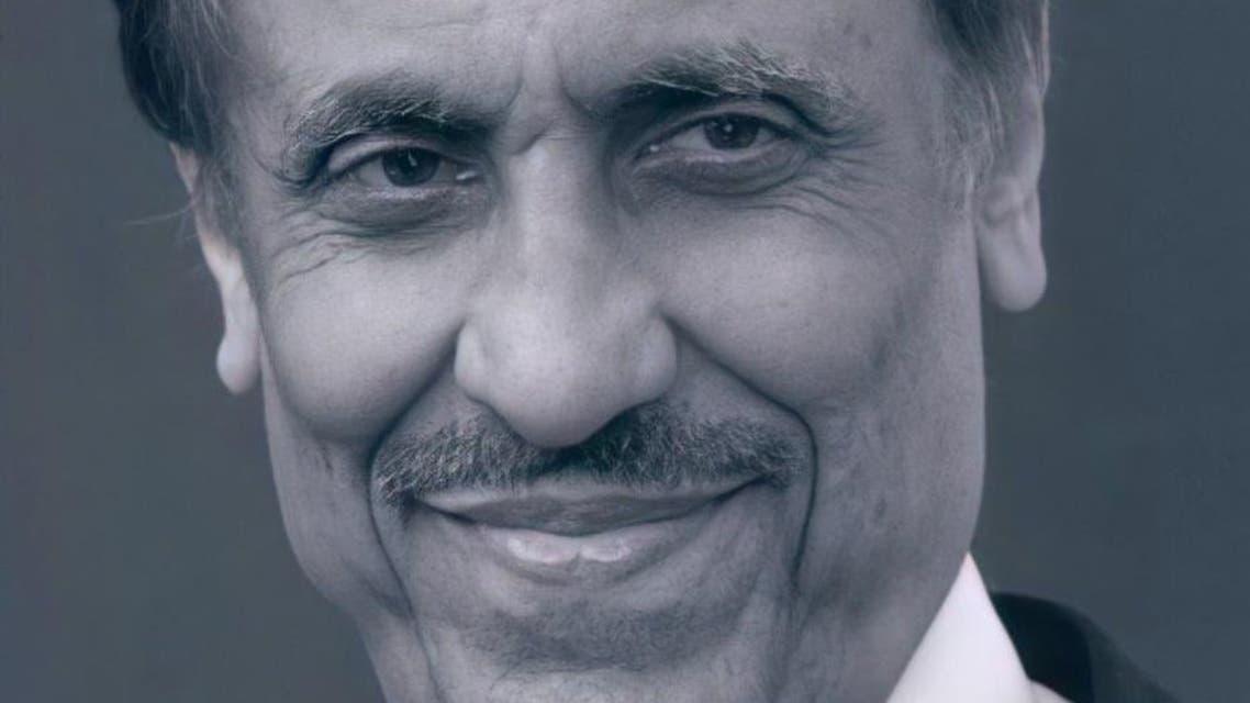 Prince Khalid bin Abdullah Al Saud. (Sheikh Mohammed bin Rashid Al Maktoum via Twitter)
