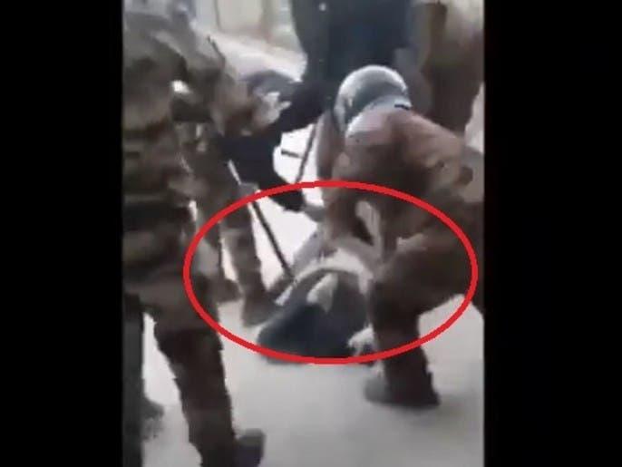 فيديو سحل عراقي من داخل مدرسة في ذي قار يثير الغضب