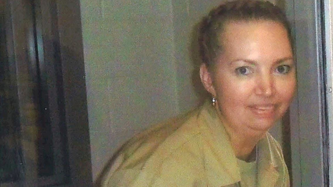 Convicted murderer Lisa Montgomery pictured at the Federal Medical Center (FMC) Fort Worth. (Reuters)