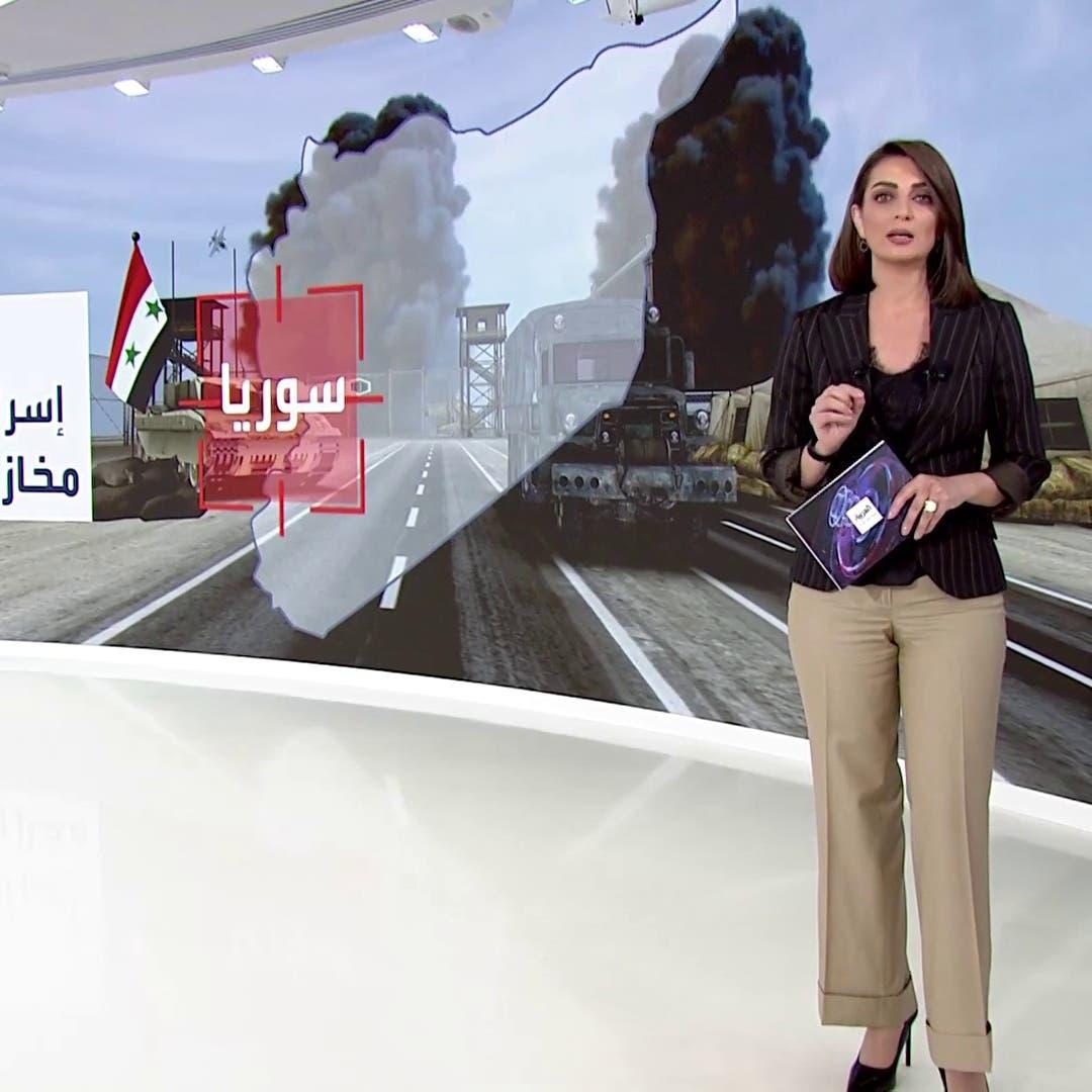 إسرائيل تشن أعنف غارات ضد ميليشيات إيران بدير الزور منذ عامين