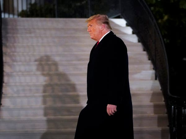 مجلس النواب الأميركي يصوت لصالح مساءلة ترمب