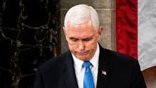 Former US Vice President Pence reemerges, lays groundwork for 2024 run