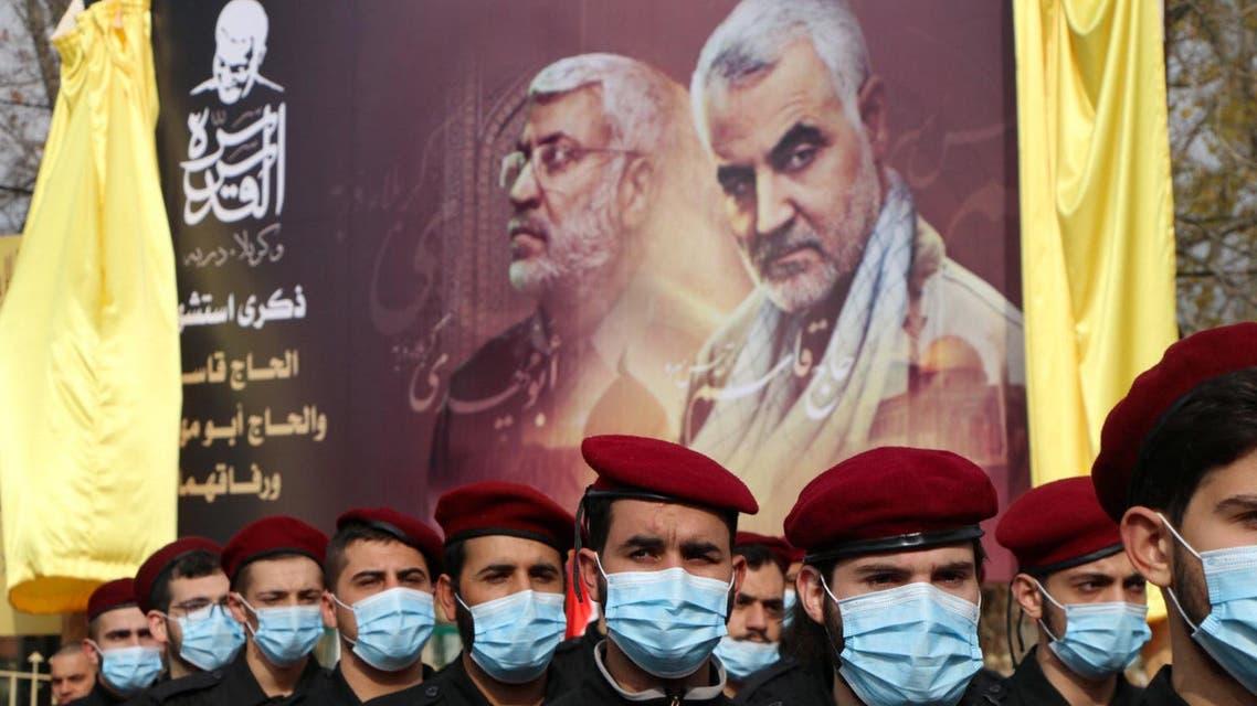 Iran: RG