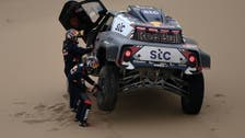 Frenchman Peterhansel one stage away from 14th Dakar win in Saudi Arabia