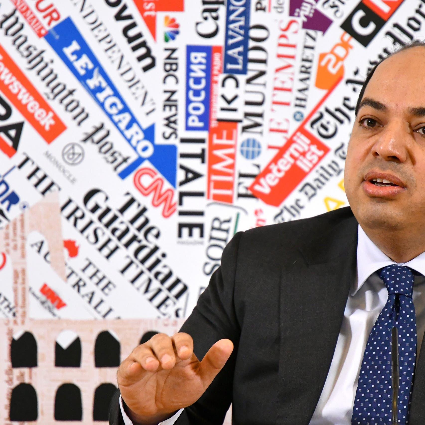 نائب السراج يبحث في مصر التسوية السياسية للأزمة الليبية