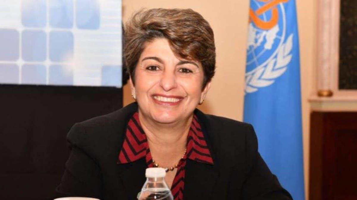 الدكتورة رنا الحجة - منظمة الصحة العالمية