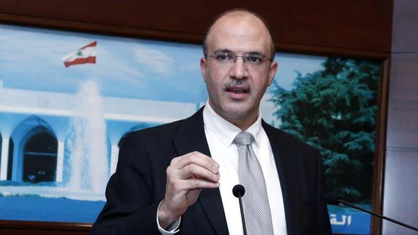 لبنان کے وزیر صحت کرونا وائرس کا شکار ہو گئے
