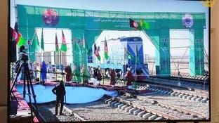 سه پروژه مهم اقتصادی میان افغانستان و ترکمنستان افتتاح شد