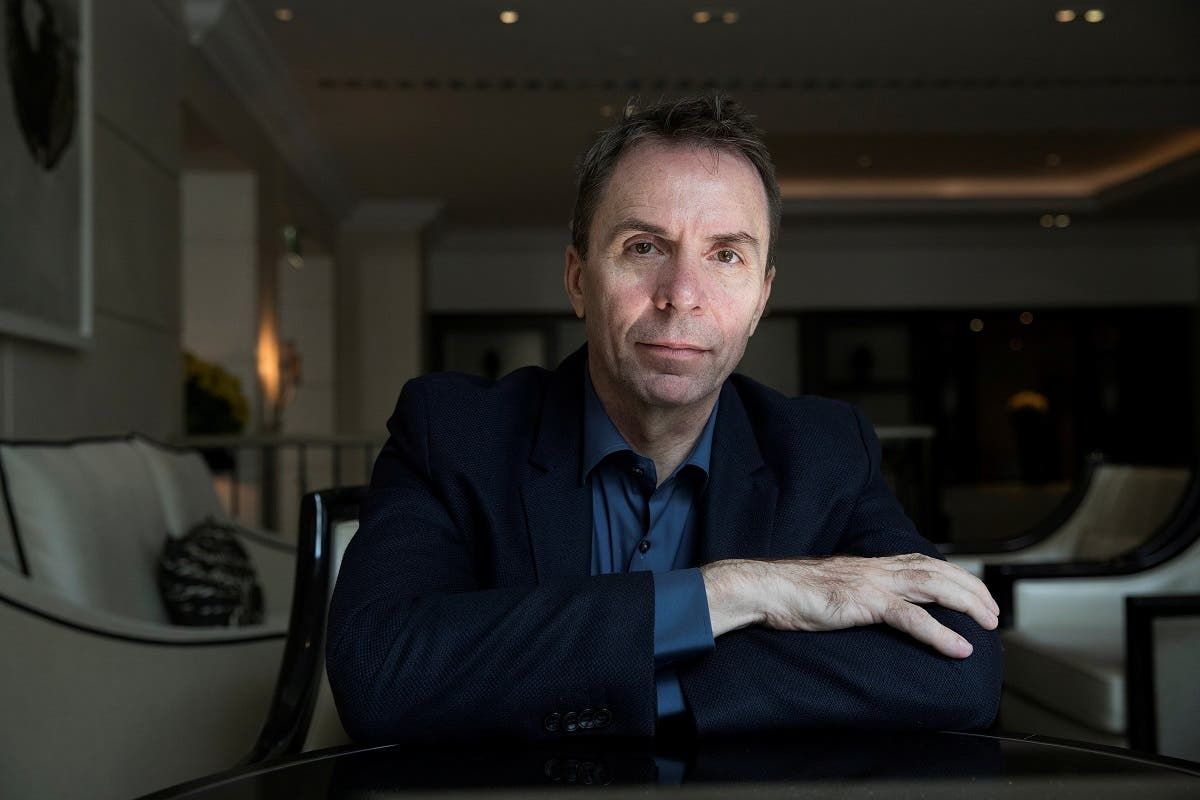 Jozsef Varadi, Chief Executive Officer of Wizz Air poses for a photograph in London,