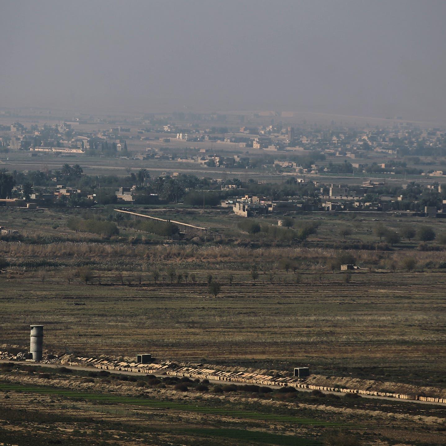 مسيرة مجهولة تستهدف مواقع لميليشيا إيرانية في دير الزور