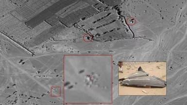 """اليمن.. صور أقمار صناعية توثق نشر طائرات إيران """"الانتحارية"""""""