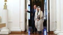 سعودی وزیرخارجہ کا ماسکو میں روسی ہم منصب سے دوطرفہ تعلقات پر تبادلہ خیال