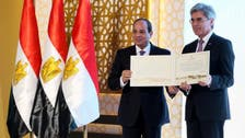 Egypt signs MOU with Siemens for building $23 bln high-speed electric train line