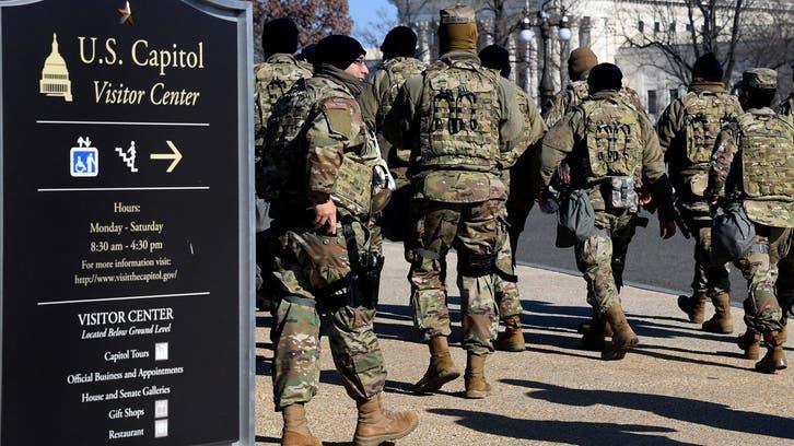 استعدادا لتنصيب بايدن.. واشنطن أشبه بثكنة عسكرية واعتقال 100 شخص
