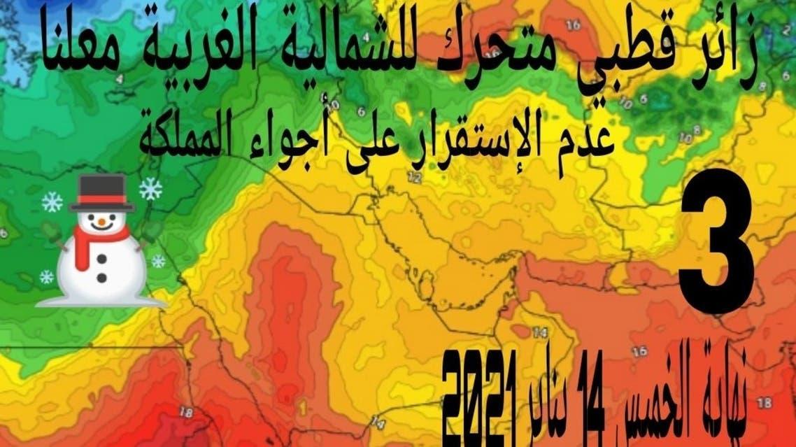 KSA: Weather