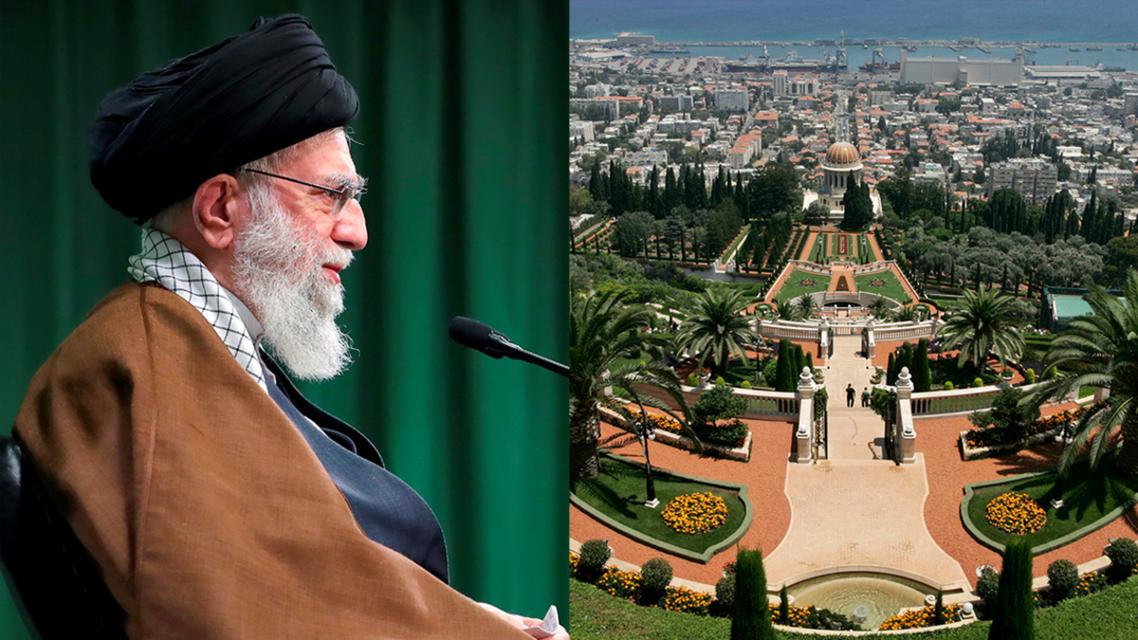 Iran and Khamnai