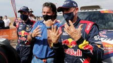 Peterhansel of France extends his record to 14 victories in Dakar Rally