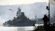 قبطان روسي يسرق مراوح دفع مدمرة يخدم على متنها