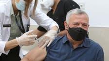 Coronavirus: Jordan's King Abdullah receives COVID-19 vaccine