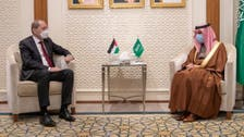Saudi Arabia, Jordan's FMs discuss regional issues in Riyadh meeting