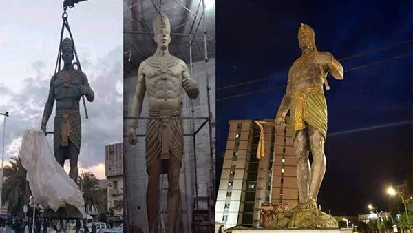 Argelia instalará la primera estatua sagrada del coche
