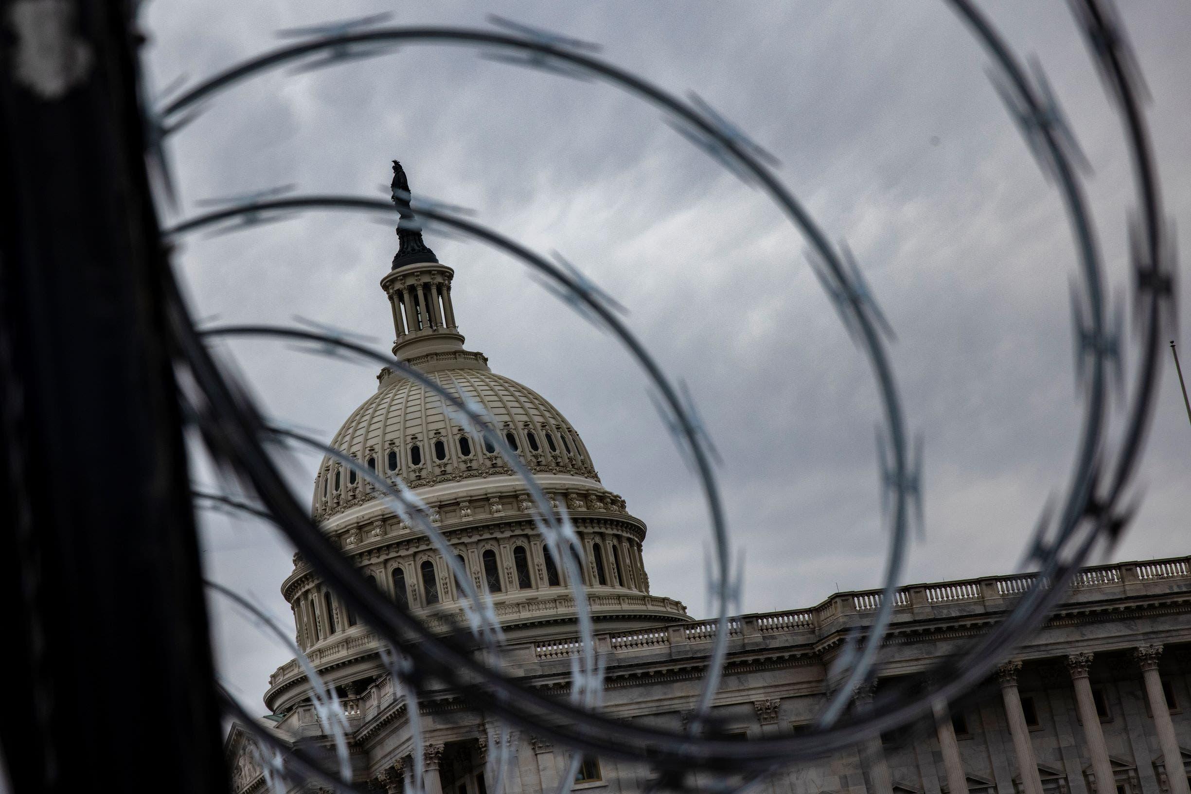إجراءات أمنية في واشنطن