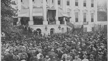 دوسری عالمی جنگ کے دوران امریکی صدر کے حلف اٹھانے کی تقریب کس طرح منعقد ہوئی؟