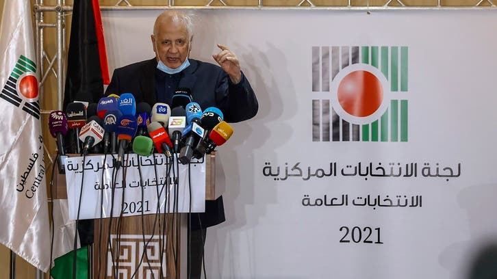 Palestinians ask European Union to send observers to monitor long-awaited elections