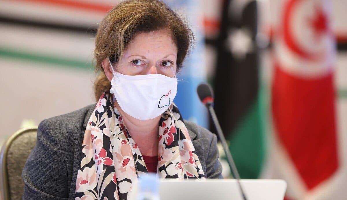المبعوثة الأممية إلى ليبيا ستيفاني ويليامز